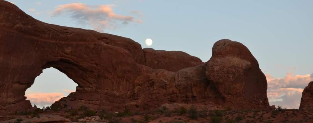 Parque nacional de Arches, Utah, viajes a los parques nacionales de Estados Unidos